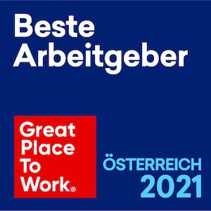smec badge for Best Workplaces - Austria 2021