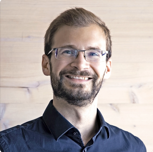 Photo of Ralph Mayr, Product Manager