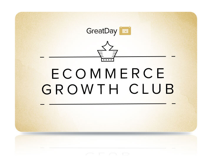 Ecommerce Growth Club for Great Day Event